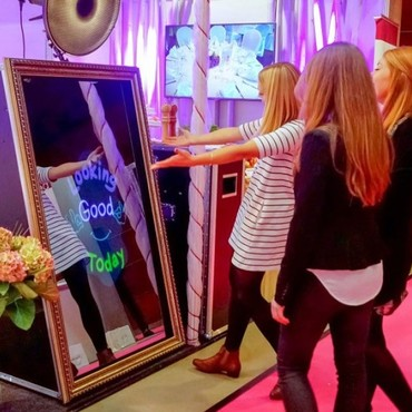 Photobooth Miroir Interactif - Photographe