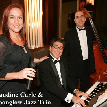 Claudine Carle et Moonglow Jazz Band - Musicien Ambiance