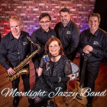moonlight jazzy band - Musicien Ambiance