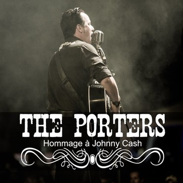 The Porters Groupe Hommage à Johnny Cash - Groupe country
