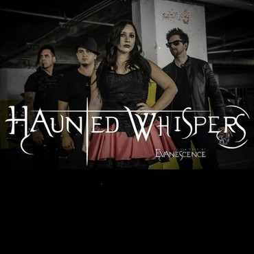 Haunted Whispers hommage à Evanescence - Groupe Hommage