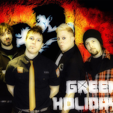 Green Holiday Hommage à Green day - Groupe Hommage