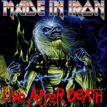 Made in Iron Hommage à Iron Maiden - Groupe Hommage