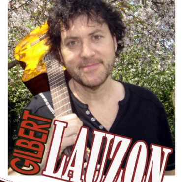 Gilbert Lauzon - Chansonnier