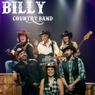 Billy Country Band - Groupe de musique