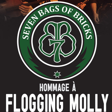 Seven bags of bricks Hommage à Flogging Molly - Groupe Hommage