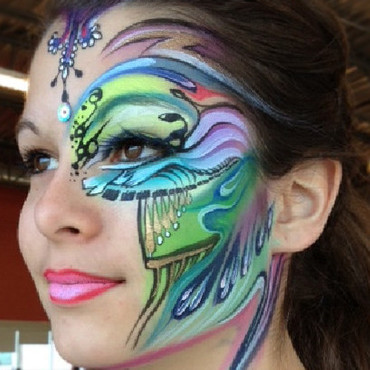 Body Painting Maquillage - Maquillage