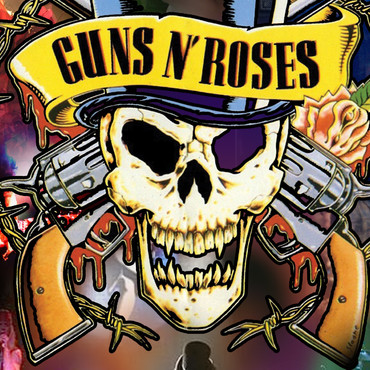 Paradise City Hommage à Gun's and Roses - Groupe Hommage
