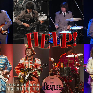 Help! Hommage aux beatles - Groupe Hommage