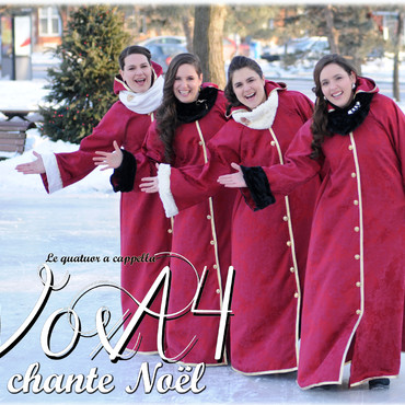 VoxA4 chante Noël - Ensemble vocal