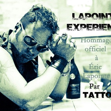 Tattoos hommage à Éric Lapointe - Groupe Hommage