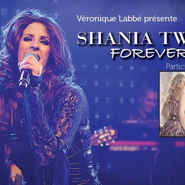 Shania Twain Forever Hommage à Shania Twain - Groupe Hommage