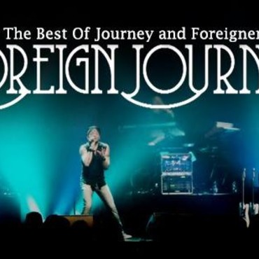 FOREIGN JOURNEY Hommage à Foreigner et Journey - Groupe Hommage