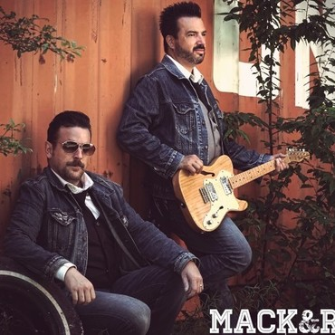 Mack et Ro groupe country Western - Duo