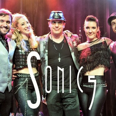 Sonic 5 band - Groupe Rock