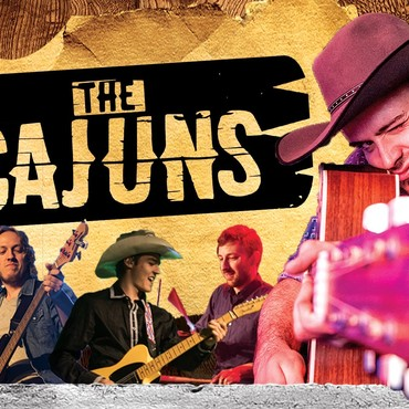 Les Cajuns - Groupe country