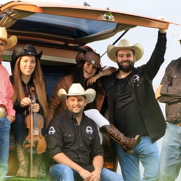 Road Trip Country Band - Groupe country